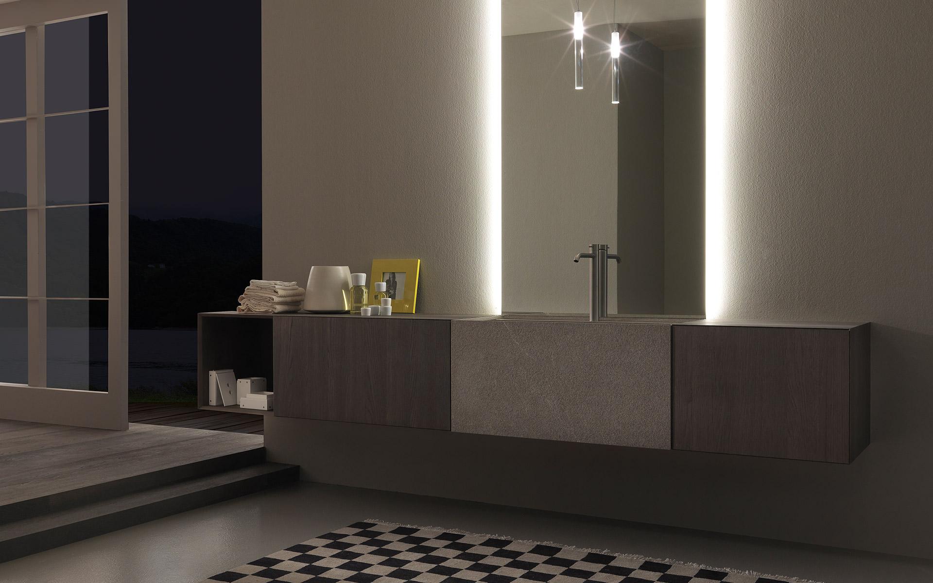 Meuble salle de bain marque italienne destockage meuble for Meuble salle de bain italienne