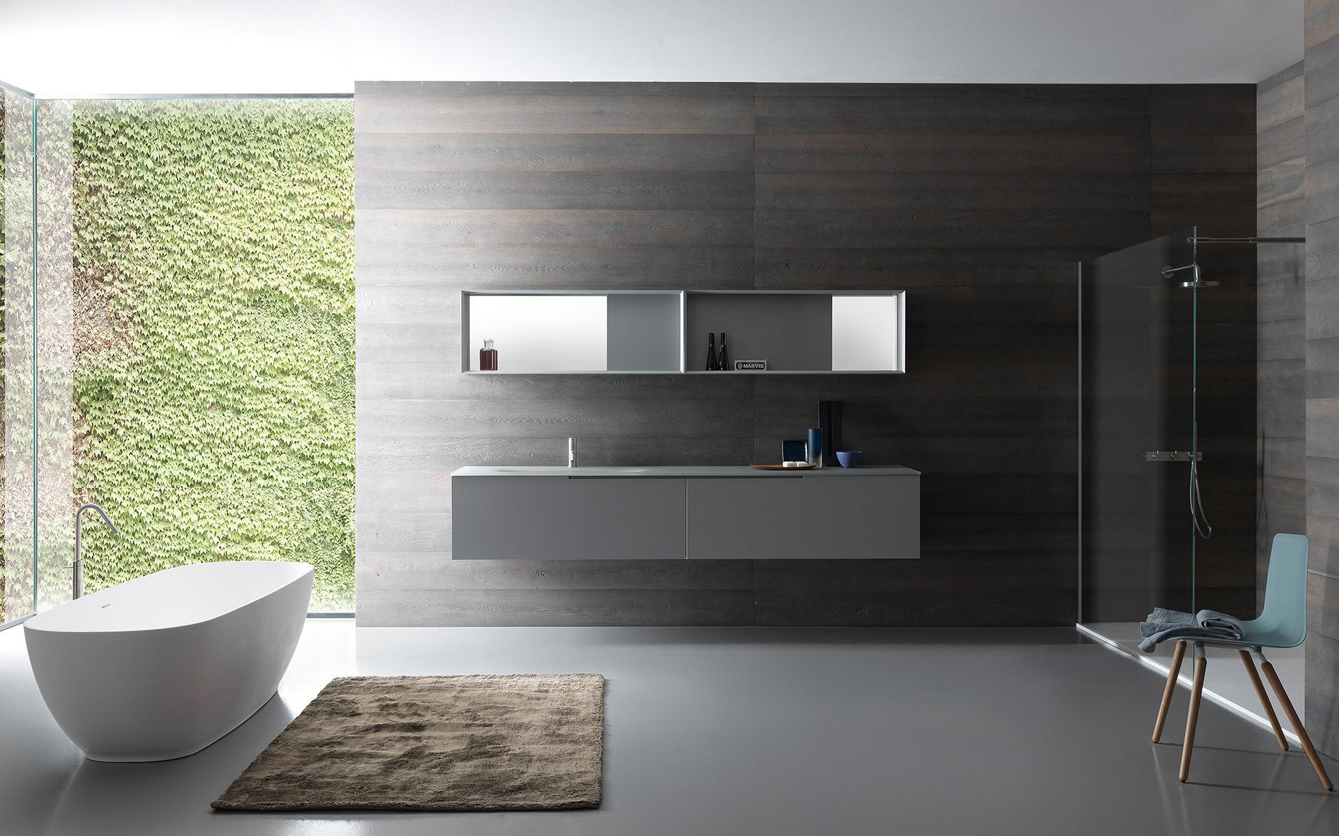 Marque salle de bain luxe id e inspirante pour la conception de la maison Petite suite parentale
