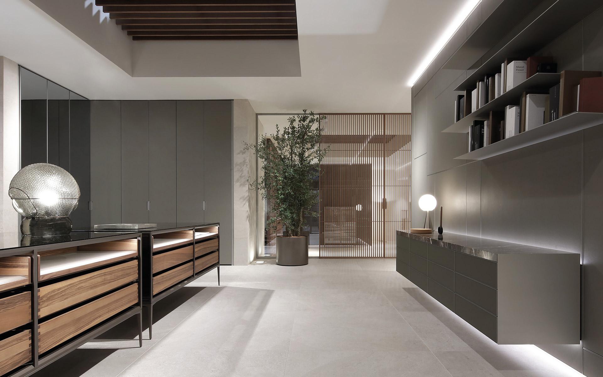 rimadesio dressing de luxe italien cannes. Black Bedroom Furniture Sets. Home Design Ideas