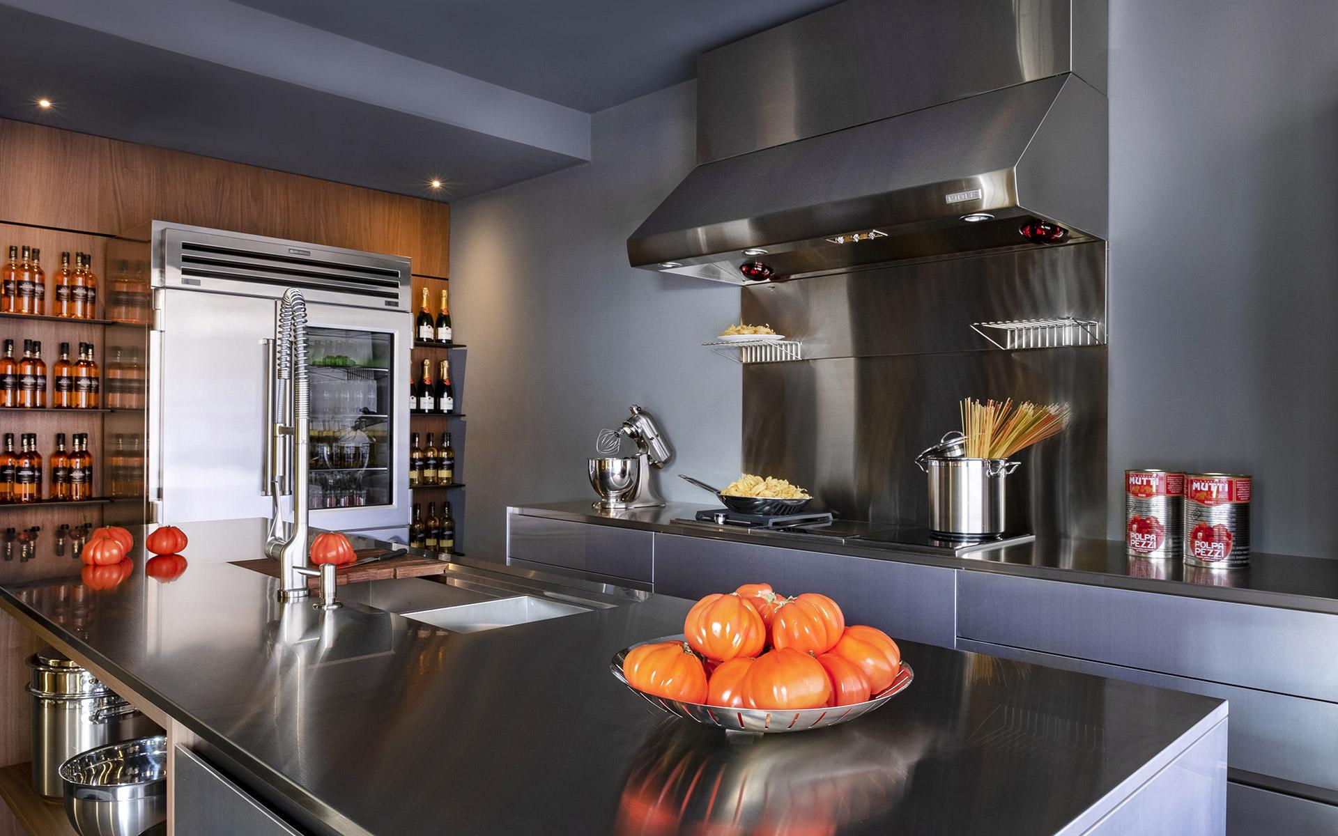 Cuisine professionnel et semi-professionnel